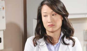 Tina Huang takes over as Days of our Lives' Melinda Trask