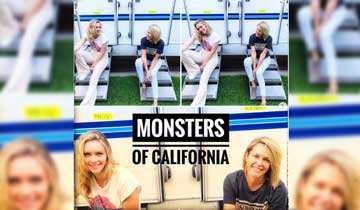 DAYS' Ari Zucker to star in UFO film Monsters in California