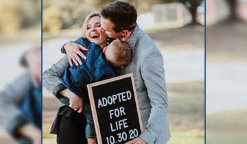 Days of our Lives' Jen Lilley celebrates second adoption