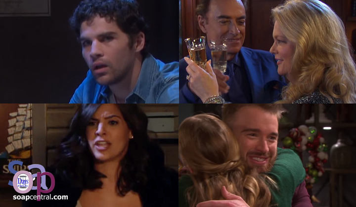 New Days of our Lives promo previews BIG holiday returns
