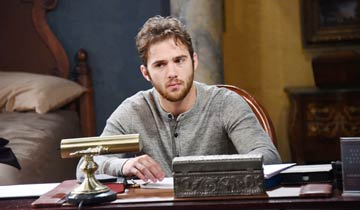 DAYS' Casey Moss out; J.J. to exit during February Sweeps