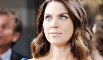 DAYS' Nadia Bjorlin has holiday weekend medical mishap