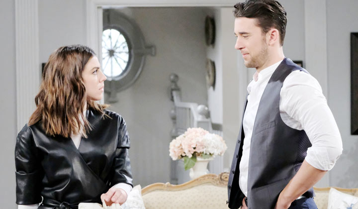 "Is Abigail softening toward Chad, or should she walk away from all things ""Chabby"""