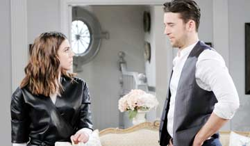 Kate Mansi and Billy Flynn return to Days of our Lives