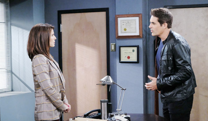 Is this the end of the rope for Hope and Rafe? Do you want it to be?