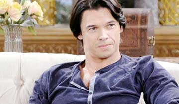 Paul Telfer dishes on his DAYS return