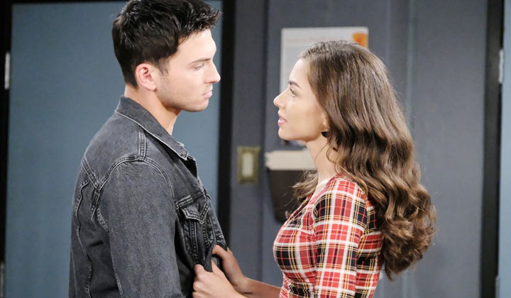 Does #Cin remind you of any other past or present Days of our Lives couples?