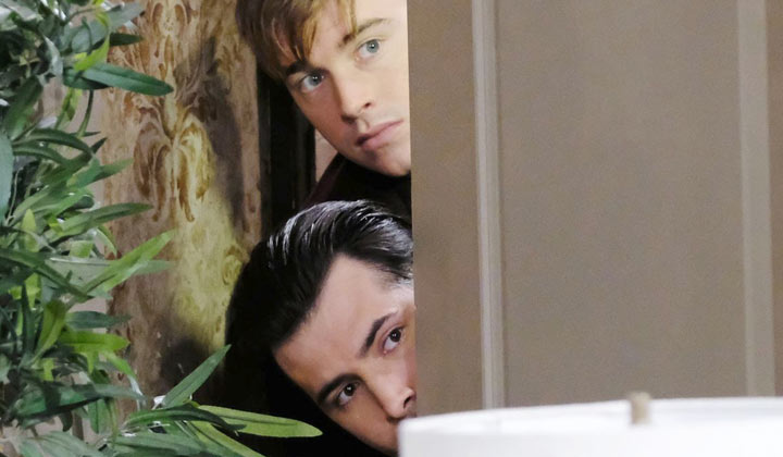 DAYS' Chandler Massey and Freddie Smith talk their shocking Salem exit