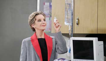 After Diana poisoned Marlena's IV fluids, Marlena went into cardiac arrest