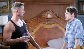 Eric Martsolf wants a GH/DAYS crossover -- find out why!