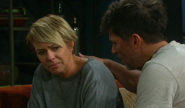 Is Nicole being too harsh toward Eric, or does he deserve the blame?