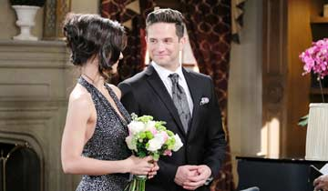 DAYS' Brandon Barash is sooooooo romantic