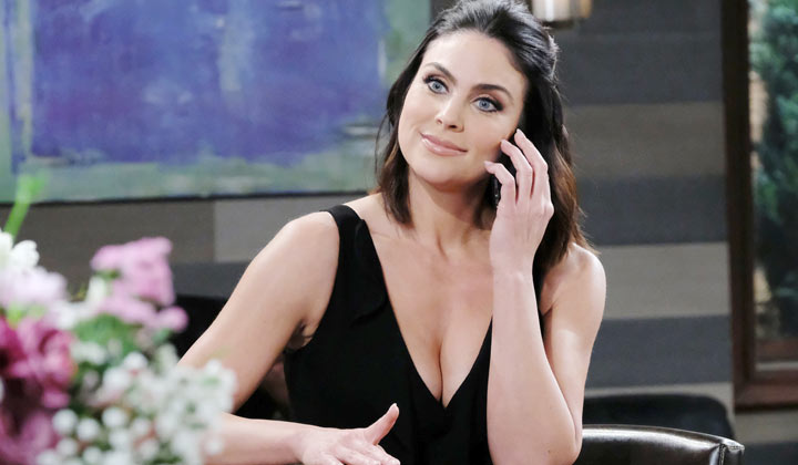 Nadia Bjorlin back to Days of our Lives -- on contract?!