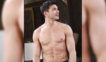 Think dating is easy for soap stars? Not so says DAYS' Robert Scott Wilson