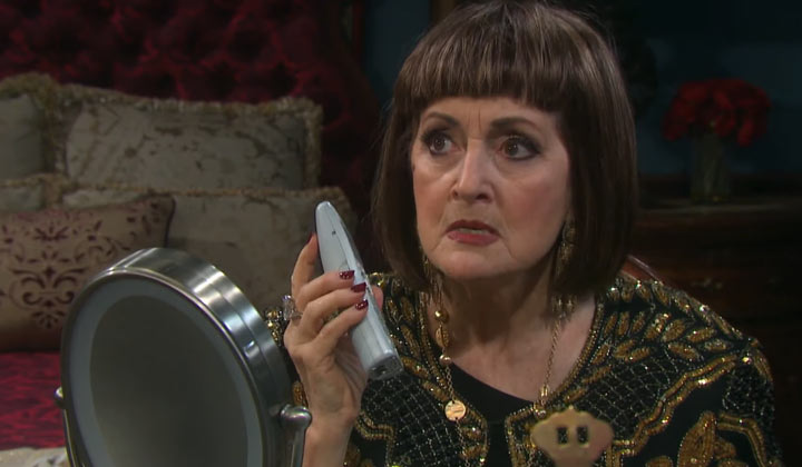 "Robin Strasser says Days of our Lives ""won�t be using me again"""