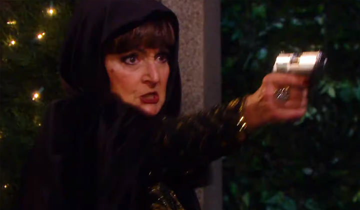 "Robin Strasser's ""awesome opportunity"" at Days of our Lives is over"
