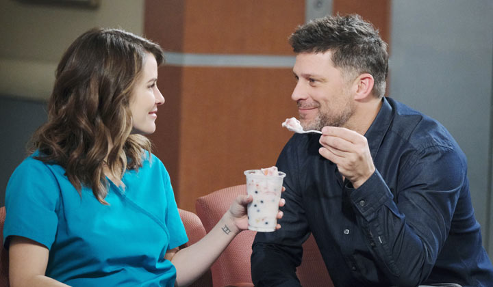 DAYS' Greg Vaughan, Linsey Godfrey exit