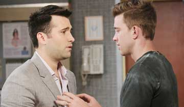 Freddie Smith and Chandler Massey let go from Days of our Lives
