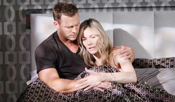 "Days of our Lives' Eric Martsolf, Stacy Haiduk on Brady and Kristen's ""crazy, stupid love"""