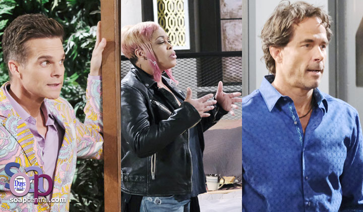 Which April Fool's returning character were you most happy to see: Daniel, Leo, or Sheila?
