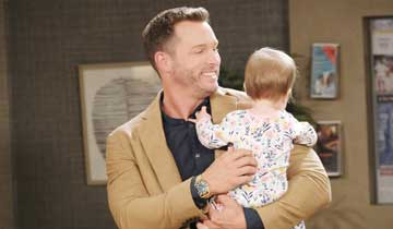 Eric Martsolf back to Days of our Lives