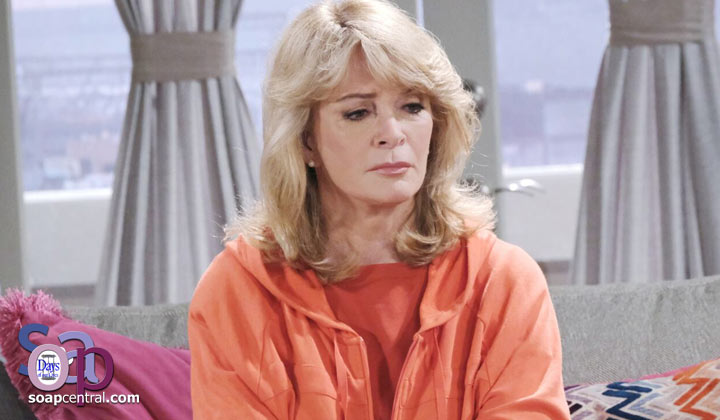 Claire has a request for Marlena