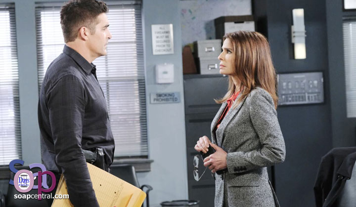 Hope has Rafe's back (again)