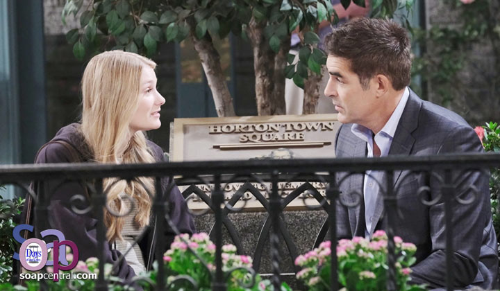 Is Rafe adopting Allie's baby any of Sami's business?