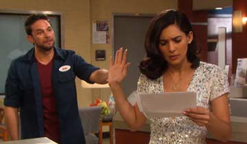 Camila Banus set to exit Days of our Lives -- but she'll be back!