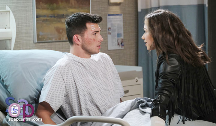 What is your dream Days of our Lives fall storyline?