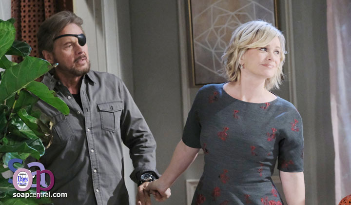 Steve and Kayla moved forward with their plan