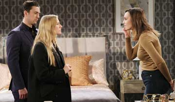 DAYS' Abby is <i>this</i>close to losing it, says Marci Miller