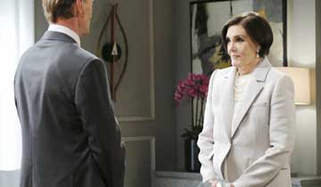 "Linda Dano reports she had ""a glorious time"" as Days of our Lives' Vivian"
