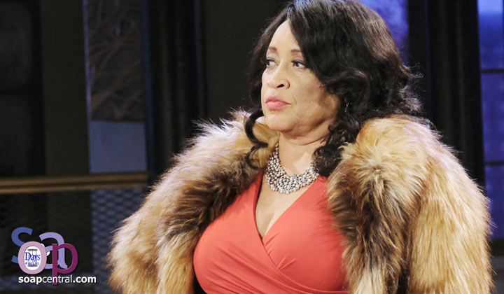 "DAYS' Jackée Harry gives delicious preview of ""scandalous"" Paulina"