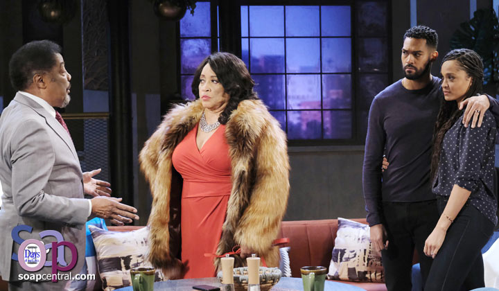 DAYS' Jackée Harry says something big is on the horizon for Paulina and co.