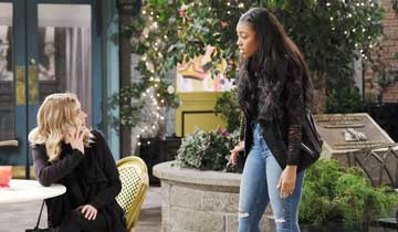 DAYS' Precious Way gives the scoop on troublemaking Chanel