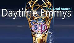 2015 Daytime Emmys: Complete coverage of the 42nd Annual Daytime Emmys