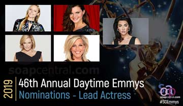 THE NOMINEES: 46th Annual Daytime Emmy nominations