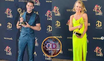 YOUNGER ACTOR AND ACTRESS: Kyler Pettis, Hayley Erin win after DAYS, GH exits
