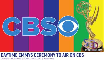 Daytime Emmy ceremony to be broadcast in June -- in primetime on CBS!
