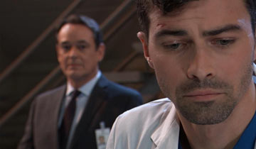 Matt Cohen checks out of GH