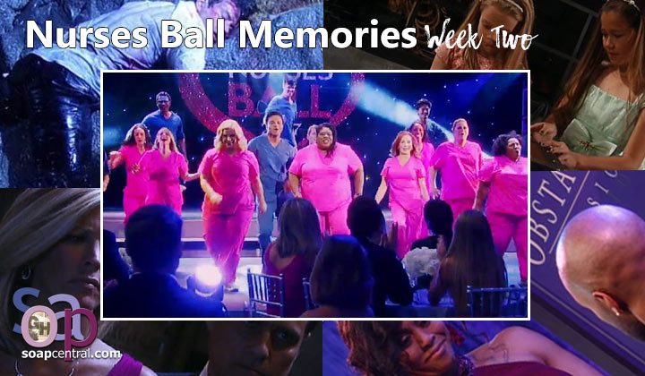 Nurses Ball Memories: GH looks back at the 2016 through 2018 galas