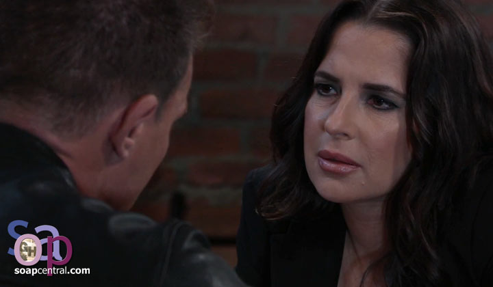 Sam worries about Jason and a possible looming mob war