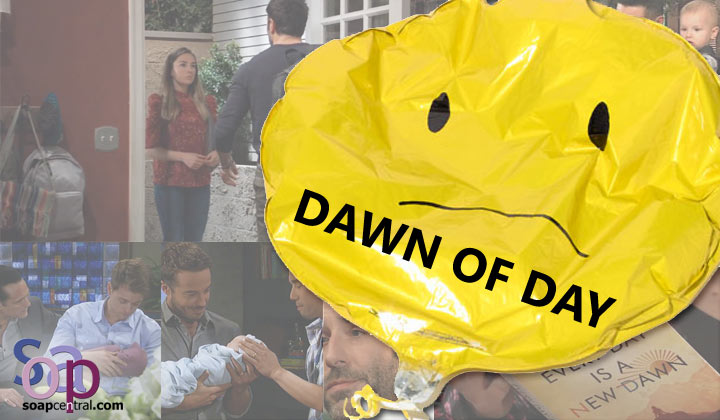 GH TWO SCOOPS: Dawn of Dud
