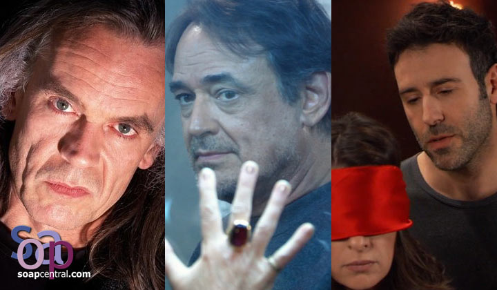 Which villain or villainess is the creepiest baddie in General Hospital history?