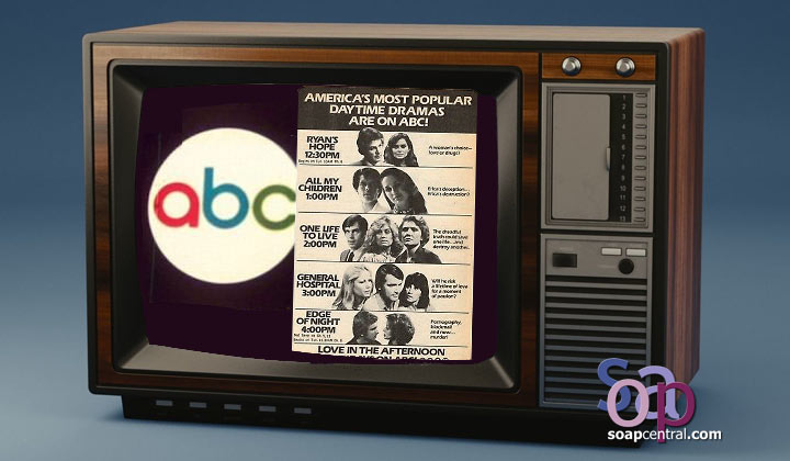 Do you think now is a good time for ABC to air classic episodes of its soaps?