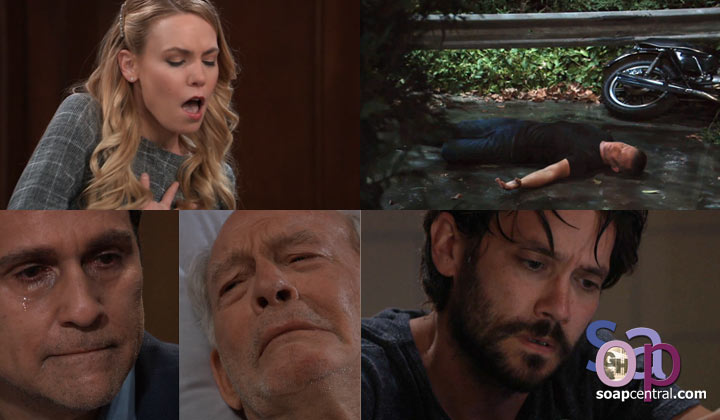 Y&R TWO SCOOPS: Read the latest Y&R commentary