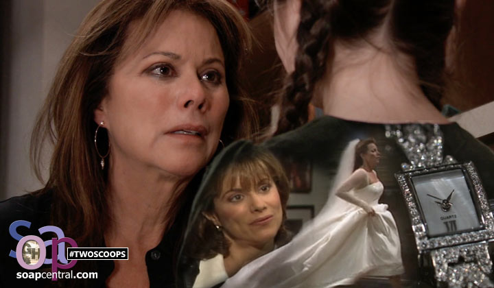 Show some love: What are some of your all-time favorite Nancy Lee Grahn as Alexis moments?