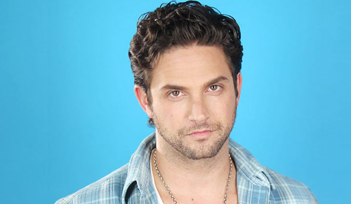 Brandon Barash's exit from GH 'not happening'