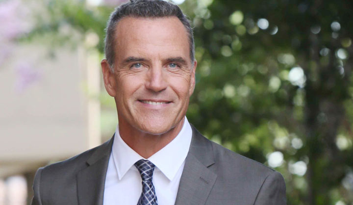 GH alum Richard Burgi joins The Young and the Restless